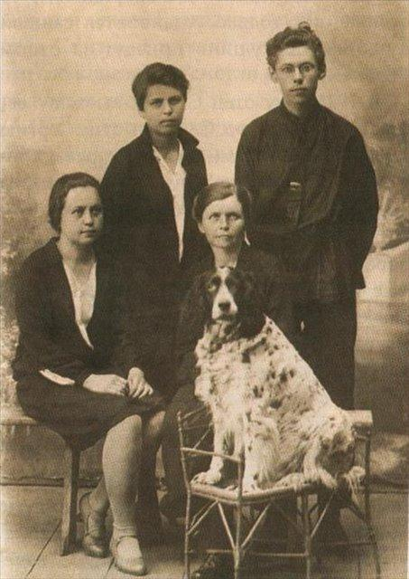 Увицкие_семья